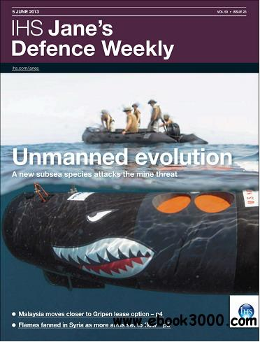 Jane's Defence Weekly Magazine June 05, 2013 free download