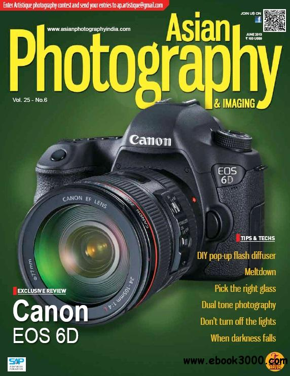 Asian Photography - June 2013 free download