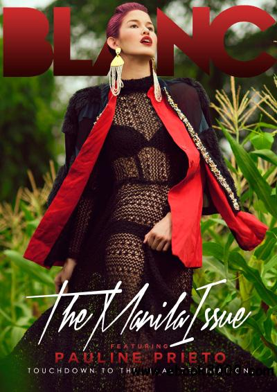 BLANC Magazine - The Manila issue 2013 free download