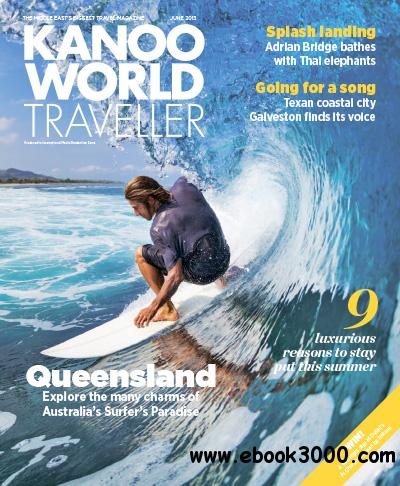 Kanoo World Traveller - June 2013 free download