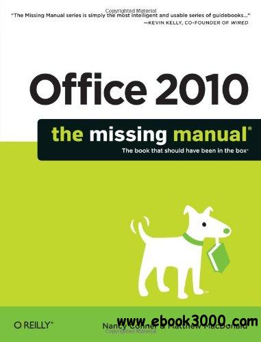 Office 2010: The Missing Manual free download