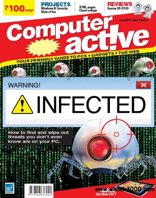 Computer Active India - June 2013 free download