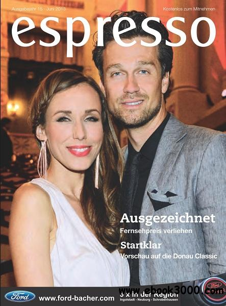 Espresso - Juni 2013 free download