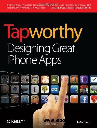 Tapworthy: Designing Great iPhone Apps free download