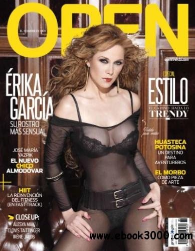 OPEN Mexico - June 2013 free download