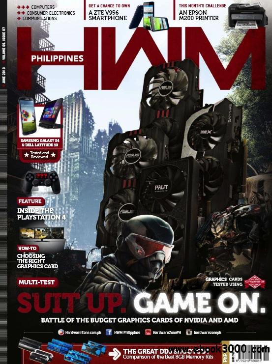 HWM Philippines - June 2013 free download