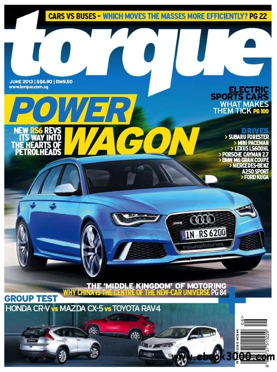 Torque Singapore - June 2013 free download