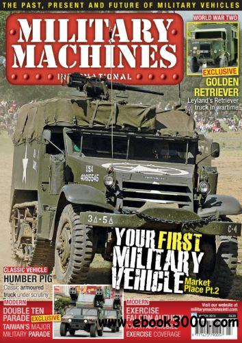 Military Machines International - March 2012 free download