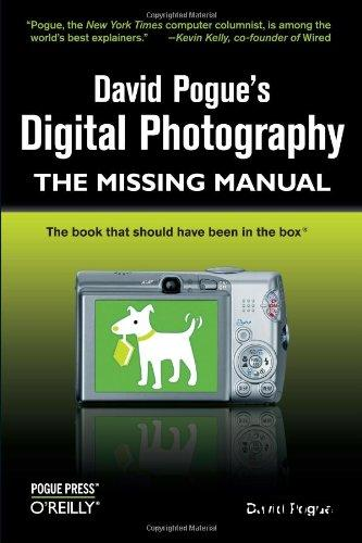 David Pogue's Digital Photography: The Missing Manual free download