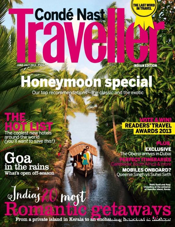 Conde Nast Traveller India - June/July 2013 free download