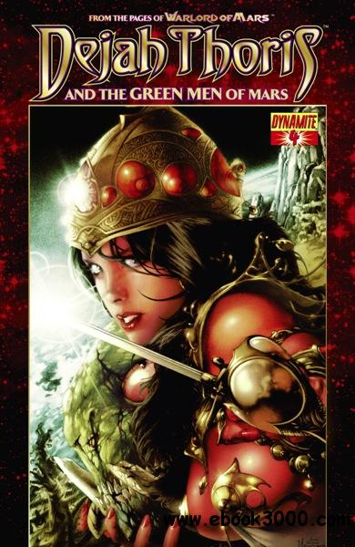 Dejah Thoris and the Green Men of Mars 04 (of 04) (2013) free download
