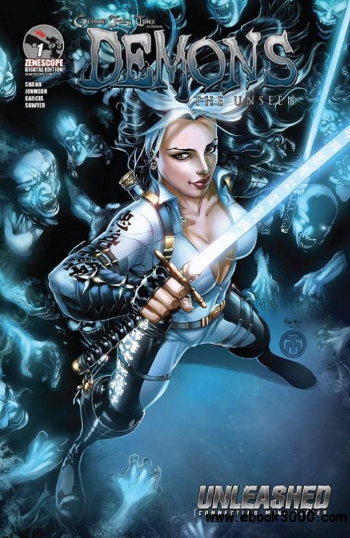 Grimm Fairy Tales Presents Demons The Unseen 001 (2013) free download