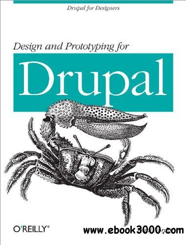 Design and Prototyping for Drupal free download