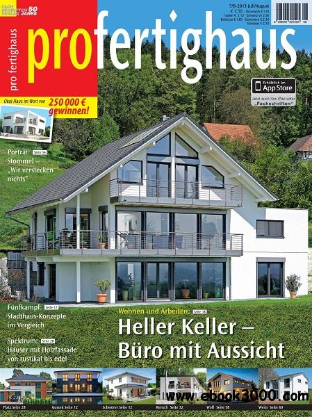Pro Fertighaus - Juli/August 2013 free download