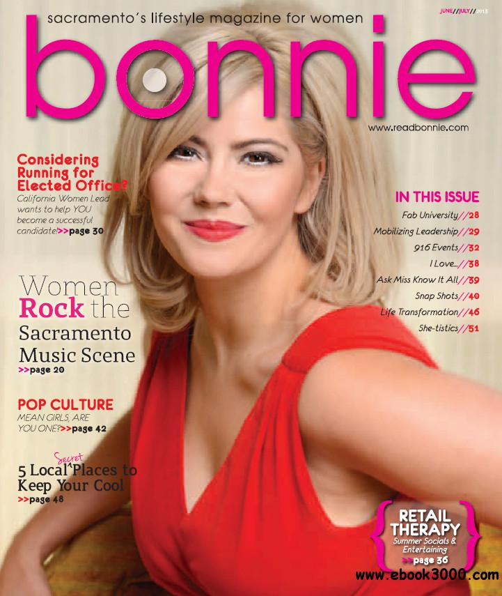 Bonnie Magazine - June/July 2013 free download