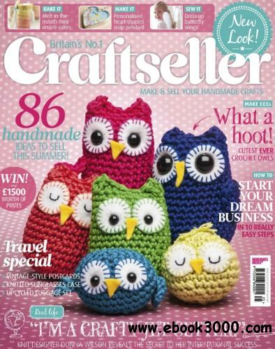Craftseller - July 2013 free download