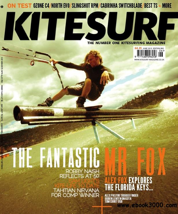 Kitesurf - June 2013 free download