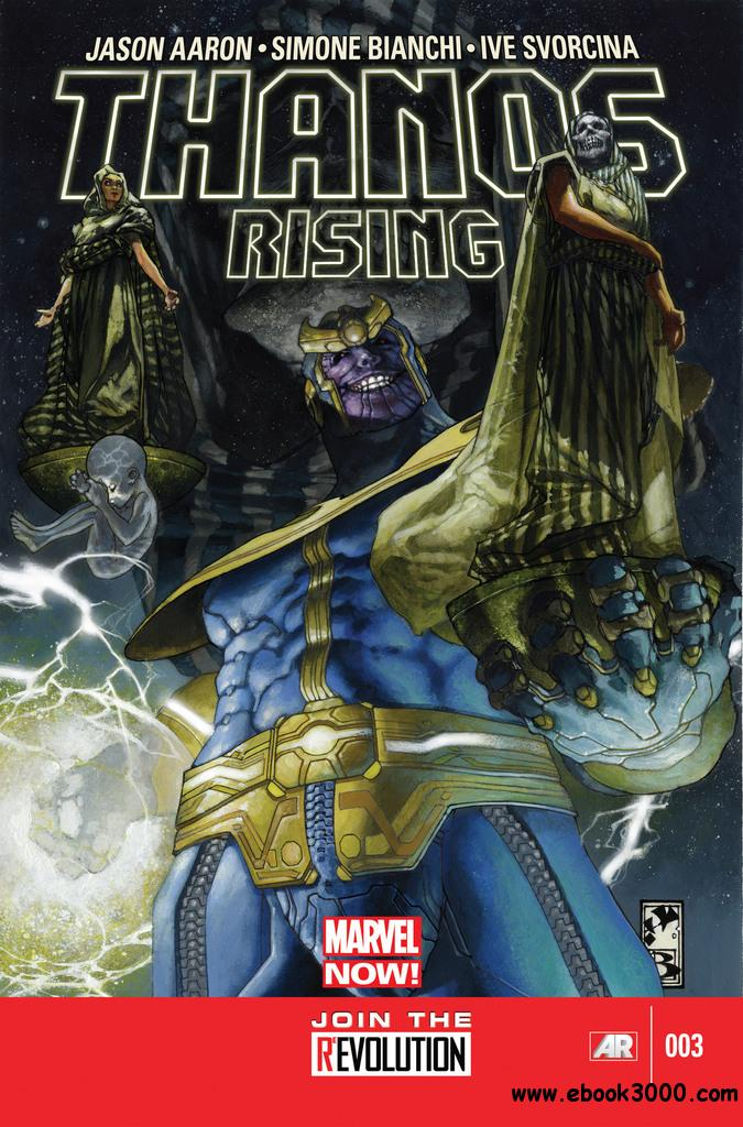 Thanos Rising 03 (of 5) (2013) free download