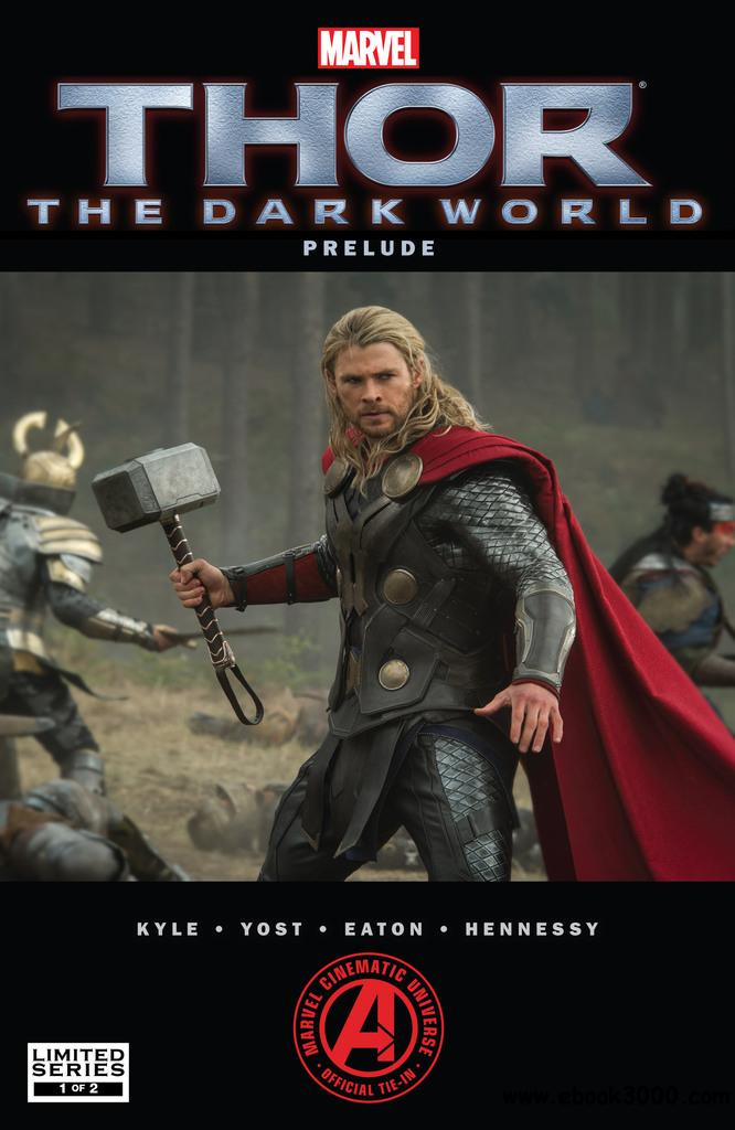 Marvel's Thor - The Dark World Prelude 01 (of 2) (2013) free download