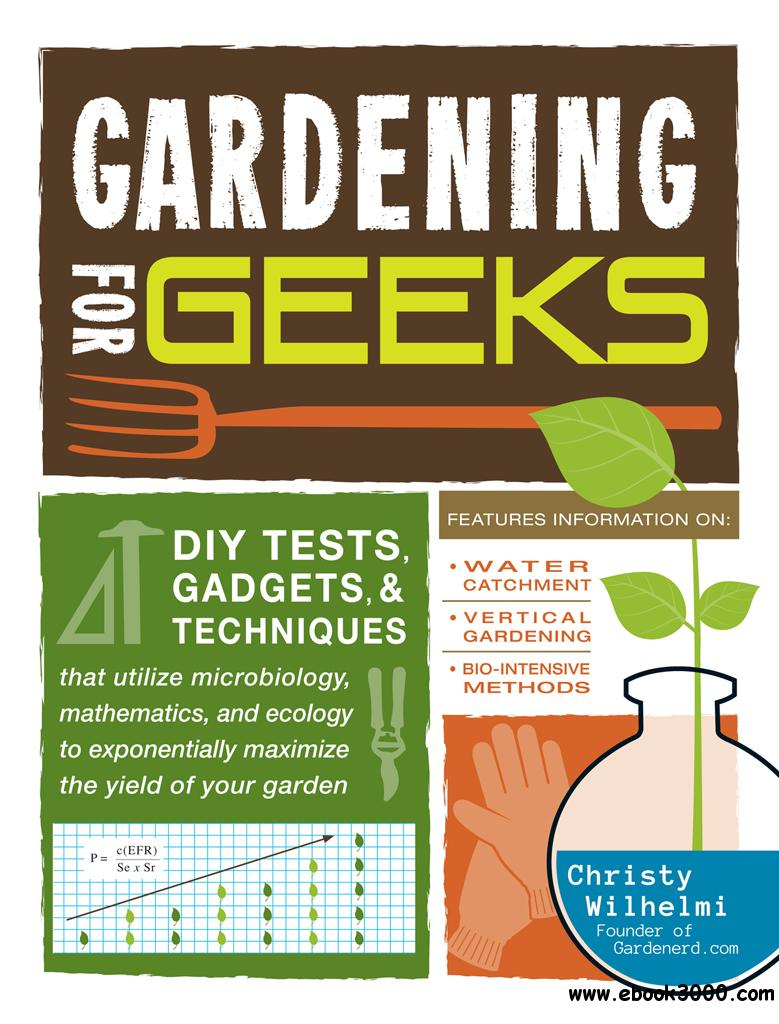 Gardening for Geeks free download