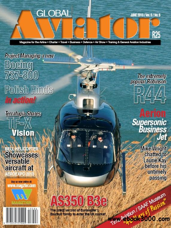 Global Aviator South Africa - June 2013 free download