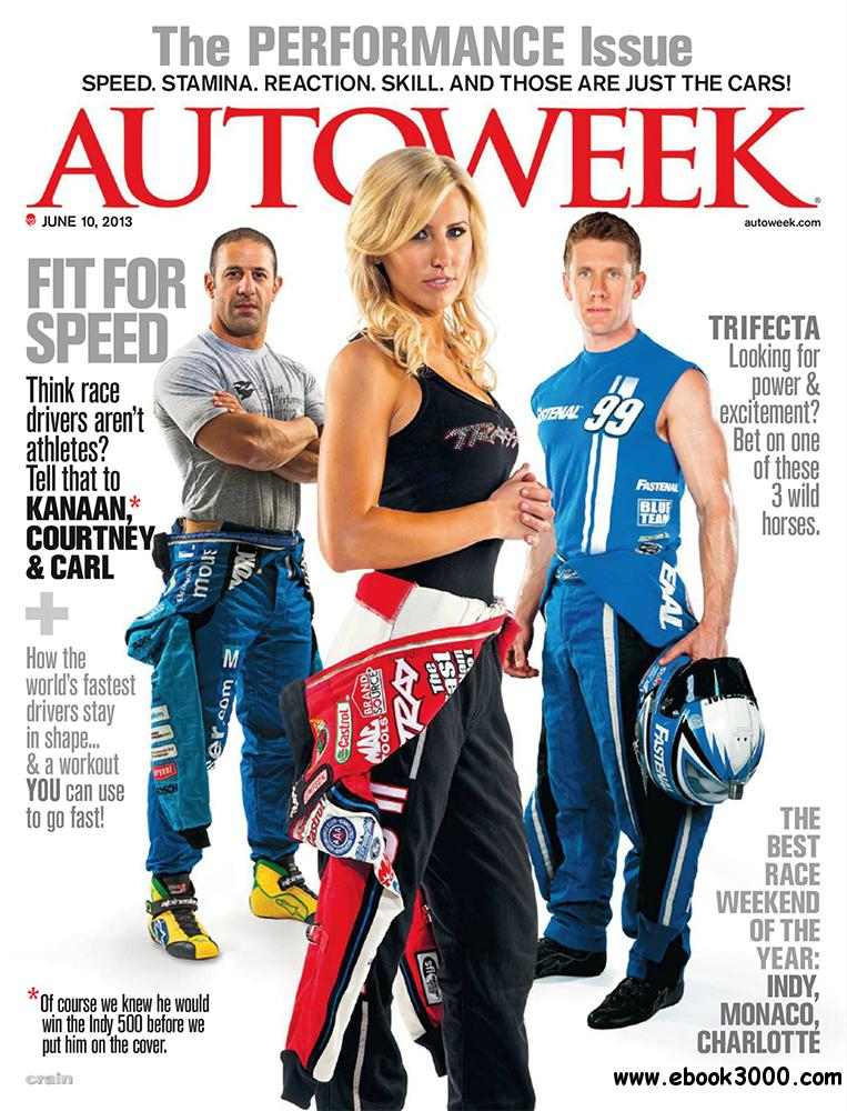 Autoweek 10 June 2013 (USA) download dree