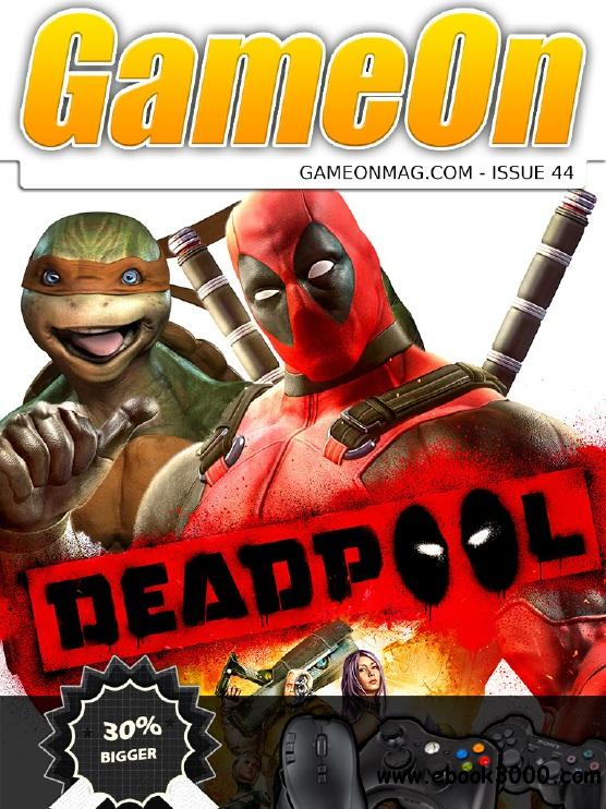 GameOn Magazine - June 2013 download dree