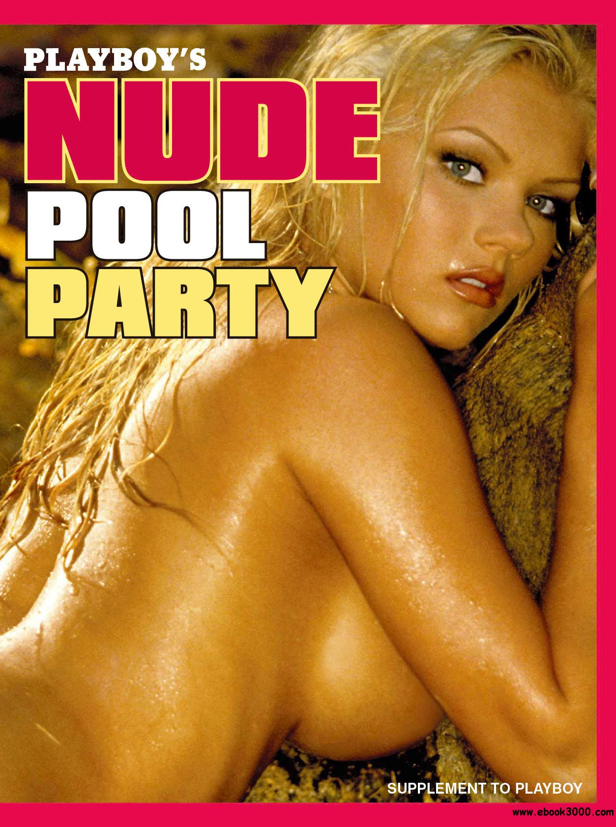 Playboy's Nude Pool Party 2007 free download