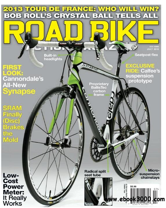 Road Bike Action - July 2013 free download