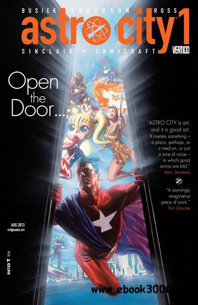 Astro City 001 (2013) free download