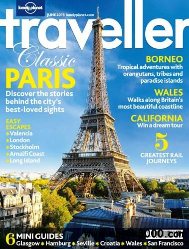Lonely Planet Traveller UK - June 2013 free download