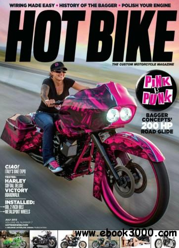 Hot Bike - July 2013 free download