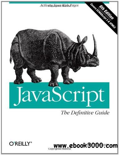 javascript: The Definitive Guide, 6th Edition free download