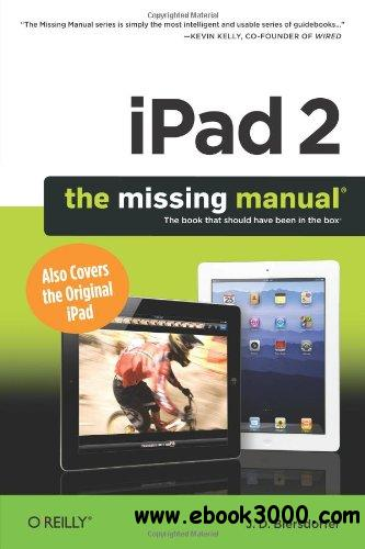 iPad 2: The Missing Manual, 2nd Edition free download