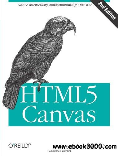 HTML5 Canvas, 2nd Edition free download
