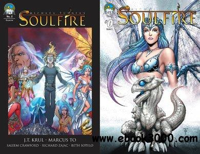 Soulfire Vol.2 #0-9 + Cover (2012) Complete free download
