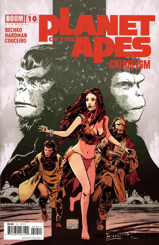 Planet of the Apes - Cataclysm 010 (2013) free download