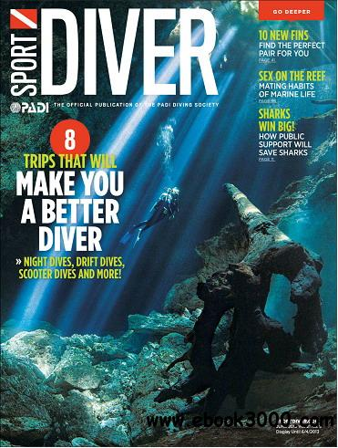 Sport Diver Magazine June 2013 free download