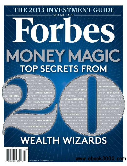 Forbes USA - 24 June 2013 download dree