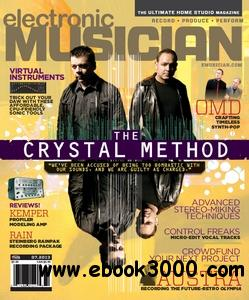 Electronic Musician - July 2013 free download