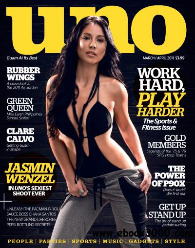 Uno Guam #06 - March/April 2011 download dree