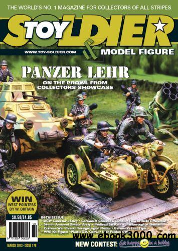 Toy Soldier & Model Figure - Issue 178 (March 2013) free download