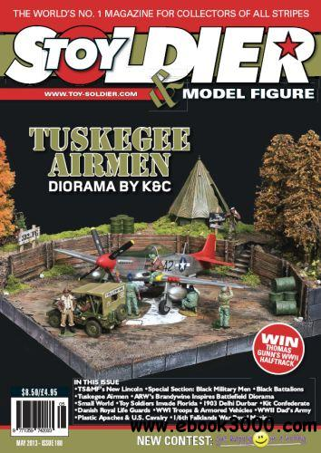 Toy Soldier & Model Figure - Issue 180 (May 2013) free download