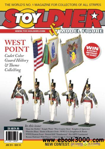 Toy Soldier & Model Figure - Issue 181 (June 2013) free download