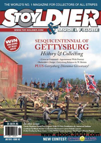 Toy Soldier & Model Figure - Issue 182 (July 2013) free download