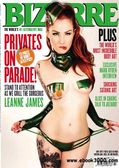 Bizarre UK - July 2013 free download
