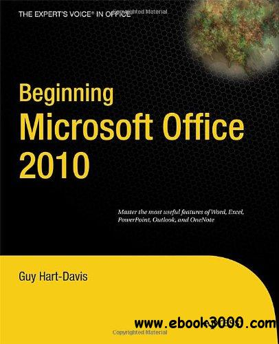 Beginning Microsoft Office 2010 free download
