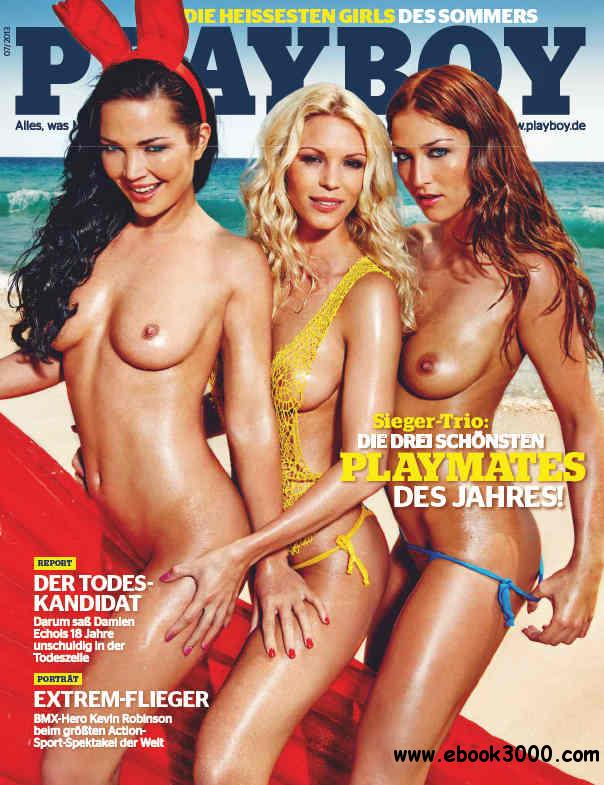 Playboy Germany - July 2013 free download