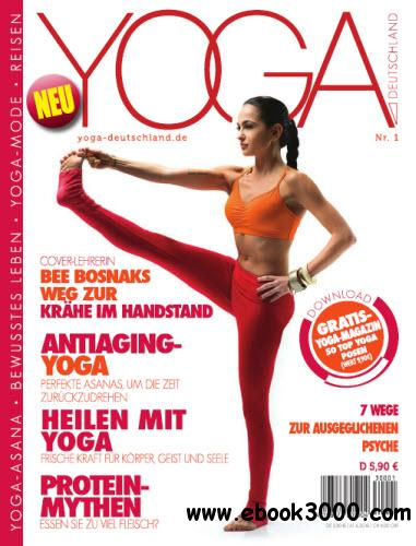 Yoga Deutschland Magazin No 01 2013 free download