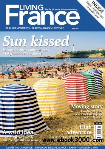 Living France UK - June 2013 free download